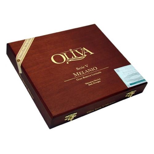 奥利华V系列米拉尼奥罗布图10支装(马杜罗) Oliva Serie V Melanio Maduro Robusto box of 10