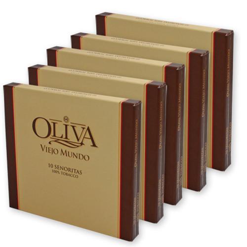 Oliva Viejo Mundo Senoritas unit of 50 奥利华老世界小姐50支装