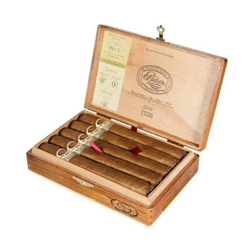帕德龙1926系列1号10支装  Padron 1926 Serie #1 10 box of 10
