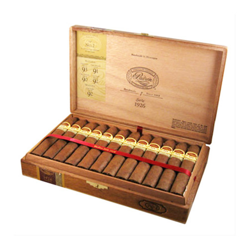 帕德龙1926系列2号(鱼雷)24支装    Padron 1926 Serie #2 (belicoso) box of 24