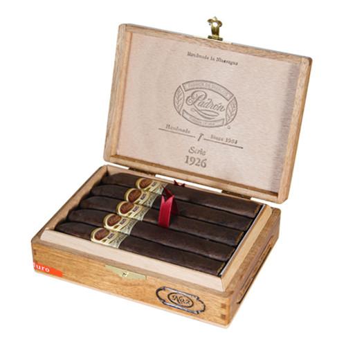 帕德龙1926系列2号(鱼雷马杜罗)10支装  Padron 1926 Serie #2 10 (belicoso) box of 10