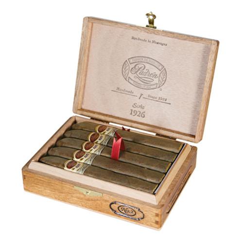 帕德龙1926系列2号(鱼雷)10支装  Padron 1926 Serie #2 10 (belicoso) box of 10