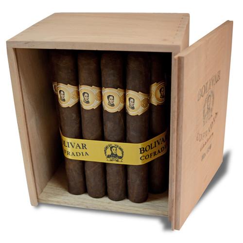 Bolivar Cofradia No. 654 box of 25 波利瓦龙争虎斗654号25支装