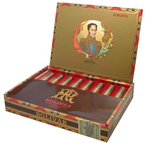波利瓦多米尼加罗布图水晶管8支装    Bolivar Dominican Robusto Crystal box of 8