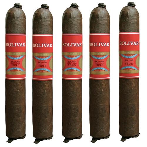 波利瓦尔遗产660号20支装 Bolivar Heritage 660 box of 20