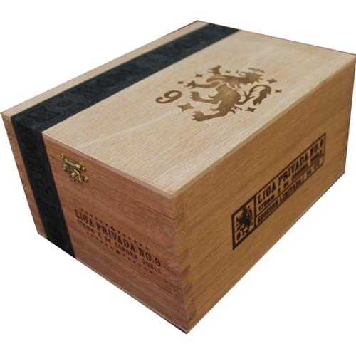 私人联赛9号双皇冠24支装 Liga Privada No 9 Corona Doble box of 24