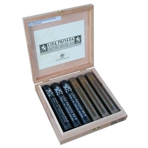 私人联赛9号铝管6支装  Liga Privada No 9 Tubo box of 6