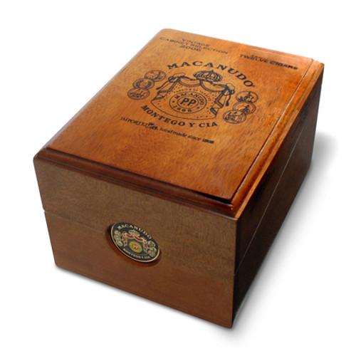 麦克纽杜2006老年份公牛12支装 Macanudo Vintage 2006 Toro box of 12