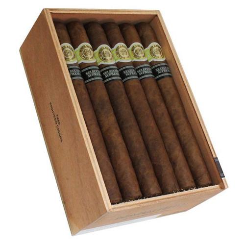 麦克纽杜精选最高级超大号丘吉尔18支装  Macanudo Seleccion Suprema Churchill Extra box of 18