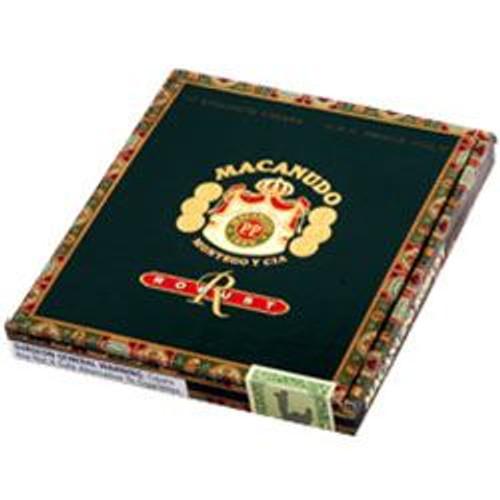 麦卡纽杜罗布斯菲利普亲王10支装 Macanudo Robust Prince Philip box of 10