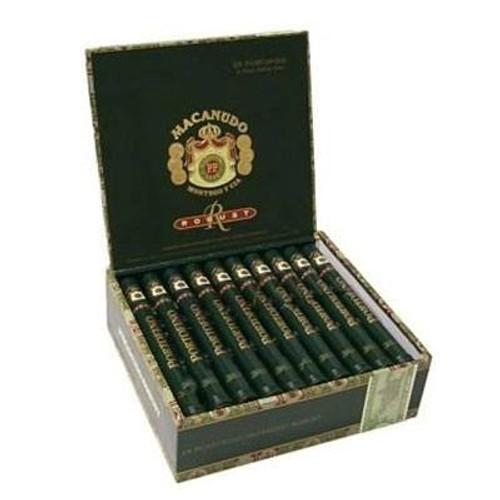 麦卡纽杜罗布斯波托菲诺铝管25支装 Macanudo Robust Portofino Tube box of 25