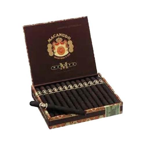 麦克妞杜马杜罗罗思柴尔德25支装 Macanudo Maduro Rothschild box of 25