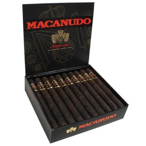 麦克纽杜灵感黑色丘吉尔20支装 Macanudo Inspirado Black Churchill box of 20