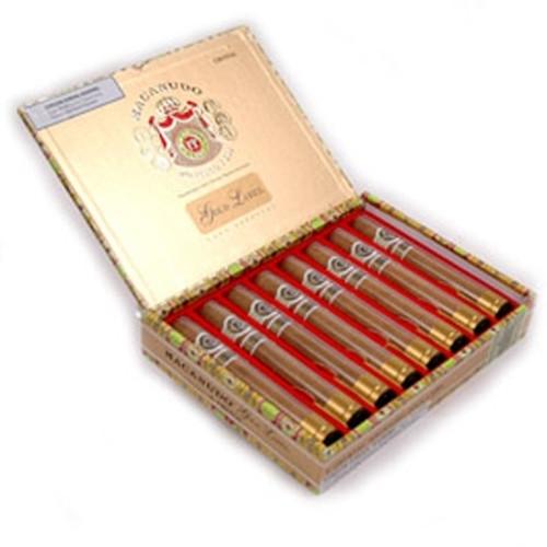 麦克纽杜金标水晶铝管8支装 Macanudo Gold Label Crystal box of 8