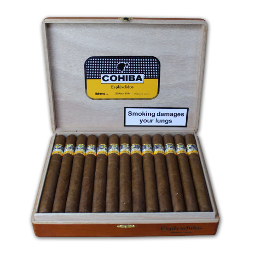 Cohiba Esplendidos Cigar - Box of 25 高希霸光芒万丈25支装