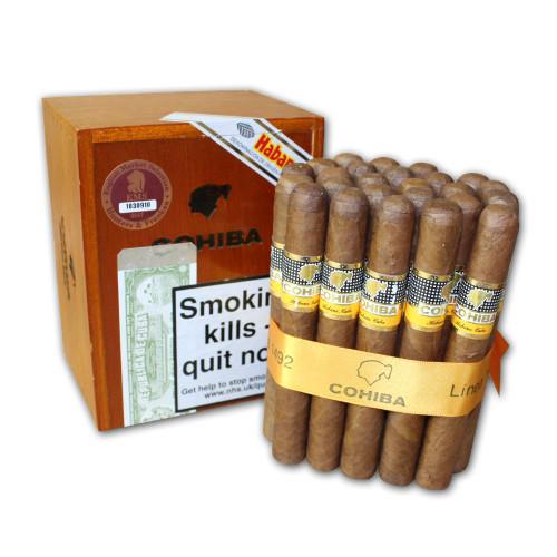Cohiba Siglo II Cigar - Cabinet of 25  高希霸世纪2号25支装