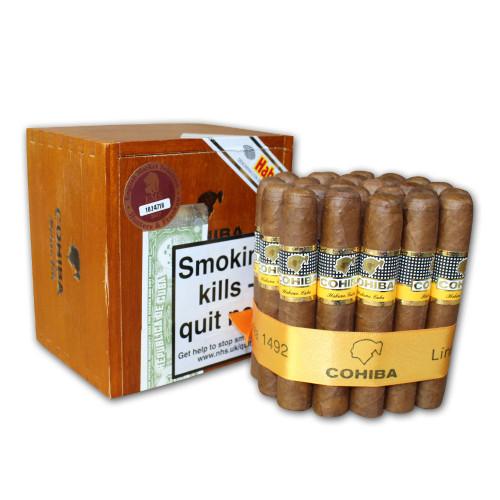 Cohiba Siglo I Cigar - Cabinet of 25 高希霸世纪1号25支装