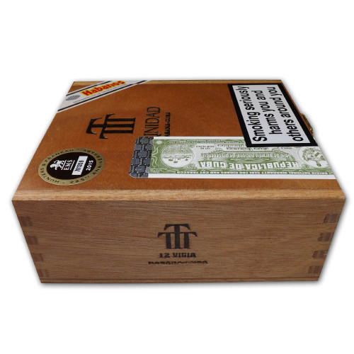 Trinidad Vigia Cigar - Box of 12 千里达暗焦12支装