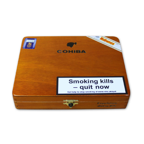 Cohiba Exquisitos Cigar - Box of 25 高希霸吉仕图25支装