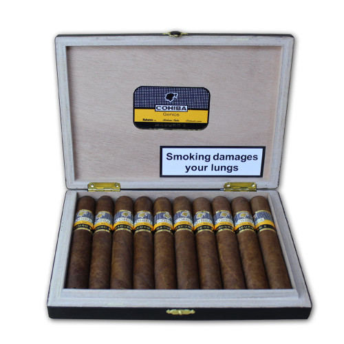 Cohiba Maduro 5 Genios Cigar - Box of 10  高希霸马杜罗天才10支装