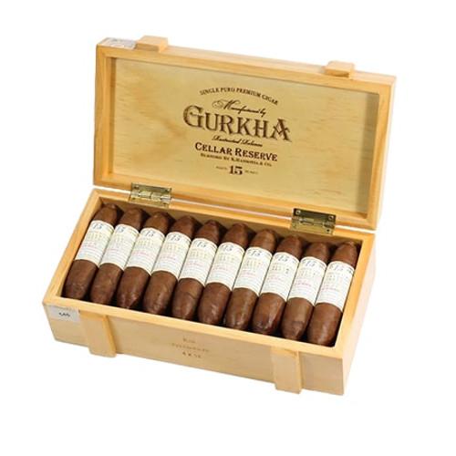 Gurkha Cellar Reserve Koi-perfecto box of 20