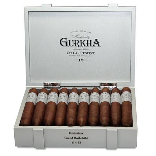 Gurkha Cellar Reserve Platinum Kraken XO-gordo