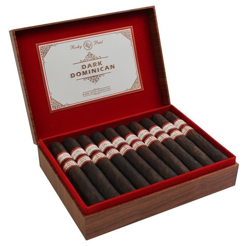 Rocky Patel Dark Dominican Churchill box of 20
