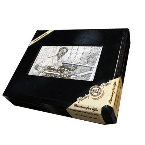 Rocky Patel Decade Limitada Torpedo box of 20 (停产)