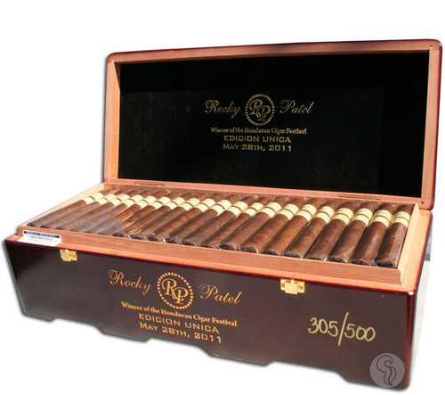 Rocky Patel Edicion Unica Jaguar Humo box of 100(限量生产500盒)