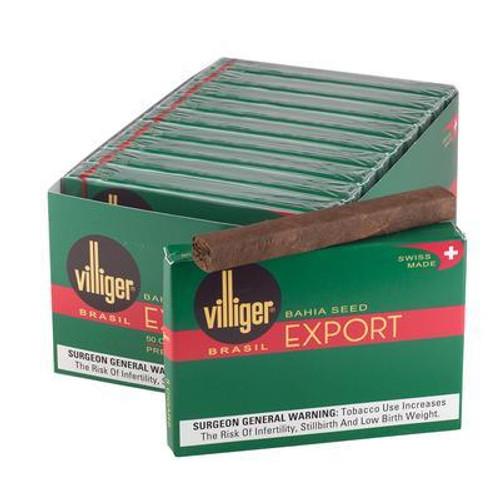 Villiger Export 威利出口 50支装