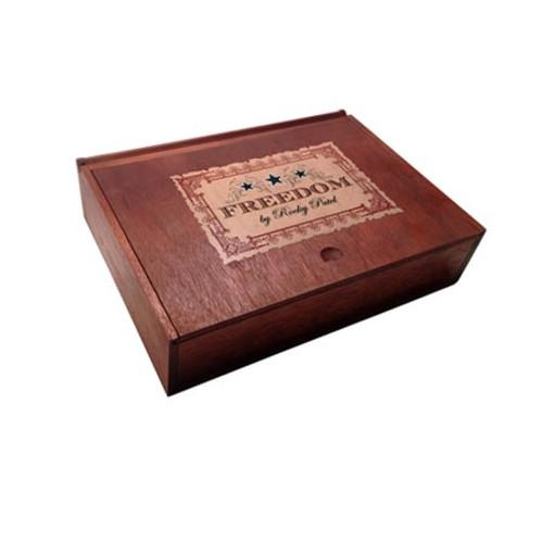Rocky Patel Freedom Robusto box of 20  洛基·帕特尔自由罗布图20支装