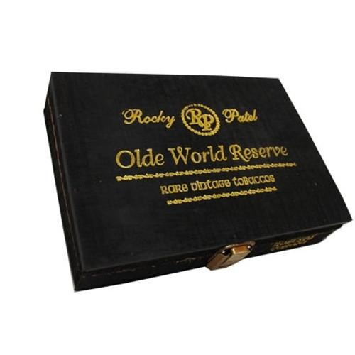 Rocky Patel Olde World Reserve Robusto box of 20  洛基·帕特尔老世界珍藏罗布图20支装