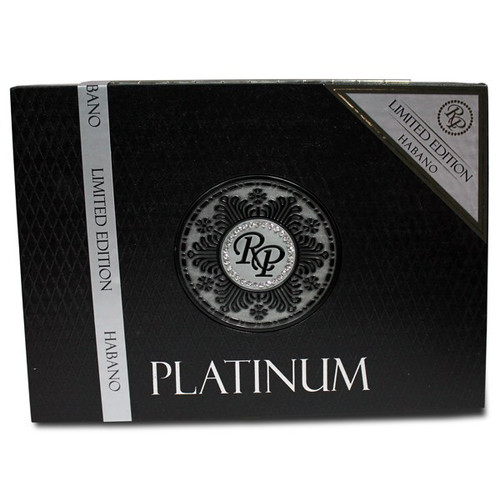 Rocky Patel Platinum Limited Edition Robusto box of 20 洛基·帕特尔白金限量版罗布图20支装