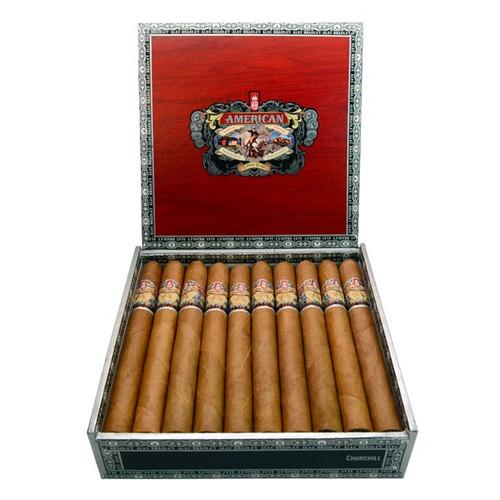 Alec Bradley American Classic Churchill box of 20 亚历克·布拉德利美式经典丘吉尔20支装