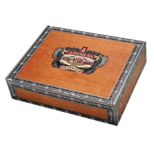 Alec Bradley American Sun Grown Blend Robusto box of 20 亚历克·布拉德利美国阳光生长混合罗布图20支装