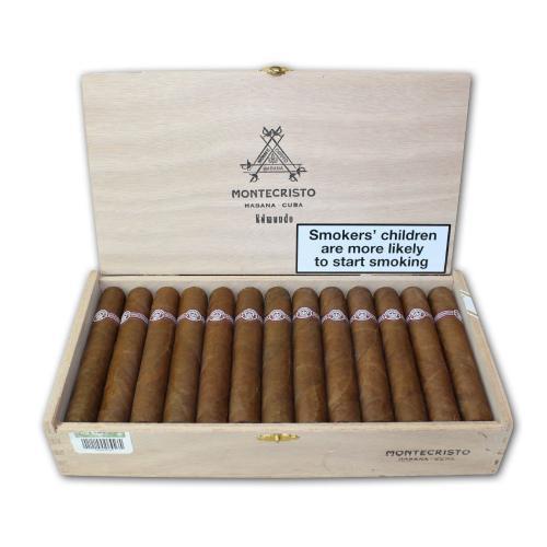 Montecristo Edmundo Cigar - Box of 25  蒙特大爱蒙多25支装
