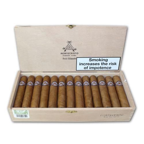 Montecristo Petit Edmundo Cigar - Box of 25  蒙特双小爱蒙多25支装