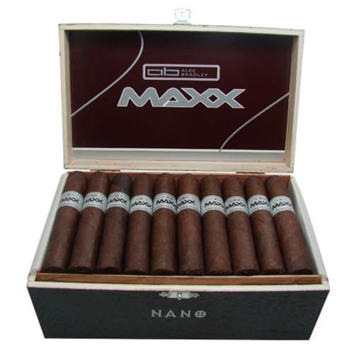 Alec Bradley Maxx Nano box of 20 亚历克·布拉德利麦斯纳米 20支装