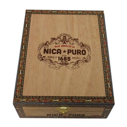 Alec Bradley Nica Puro Gordo box of 20 亚历克·布拉德利最纯粹的叶子之胖子20支装
