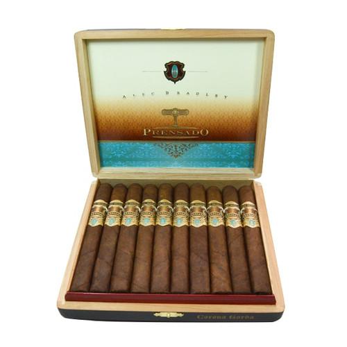 Alec Bradley Prensado Corona Gorda box of 20  亚历克·布拉德利压制胖皇冠20支装