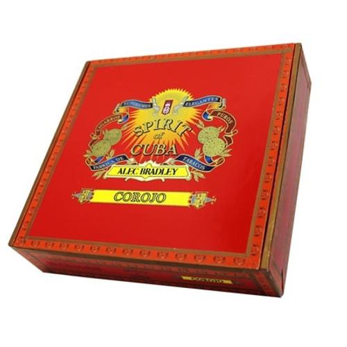 Alec Bradley Spirit Of Cuba Corojo Robusto box of 20 亚历克·布拉德利古巴精神罗布图20支装