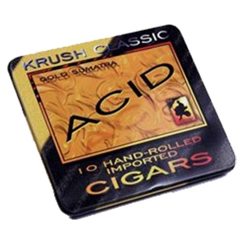 Acid Krush Classic Gold Sumatra 10 unit of 50 梦幻克鲁什经典的黄金岛 50支装