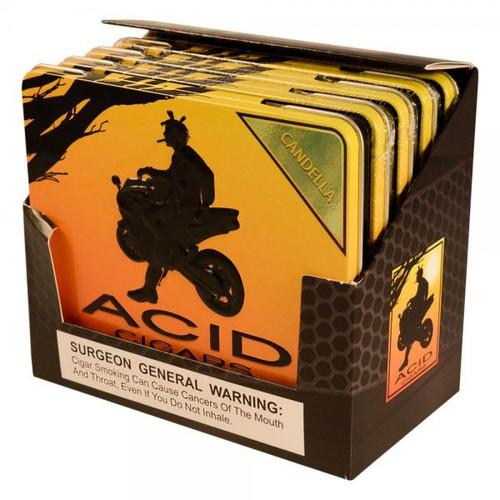 Acid Krush Classic Green Candela 10 unit of 50 梦幻克鲁什经典的绿色的烛光50支装