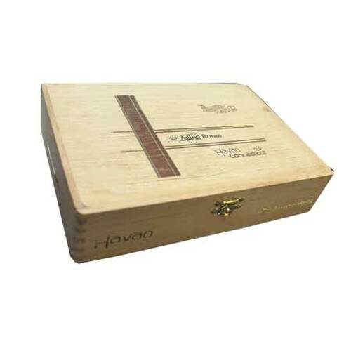 Aging Room Havao Impromptu-robusto box of 20  老化房古堡即兴罗布图20支装