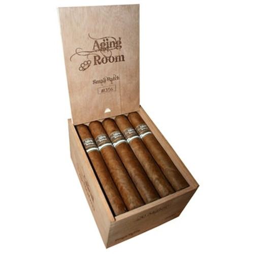 Aging Room M356 Rondo-robusto box of 20 老化房M356 回旋曲-罗布图20支装