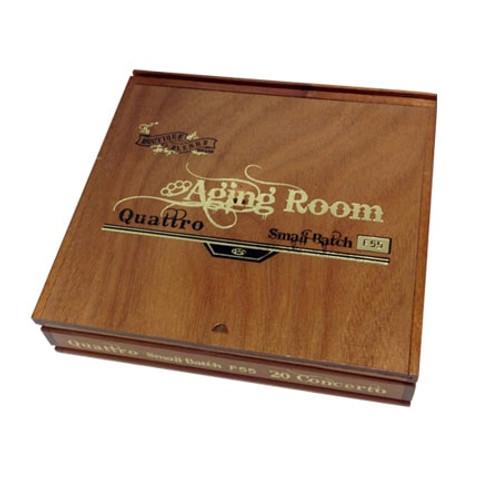 Aging Room Quattro F55 Concerto S-toro box of 20  老化房夸特罗F55协奏曲S-公牛20支装