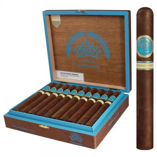 H Upmann by AJ Fernandez Churchill box of 20 阿加费尔南德斯乌普曼丘吉尔20支装