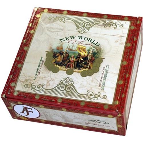 New World Navegante Robusto box of 21 阿加费尔南德斯领航员罗布图21支装