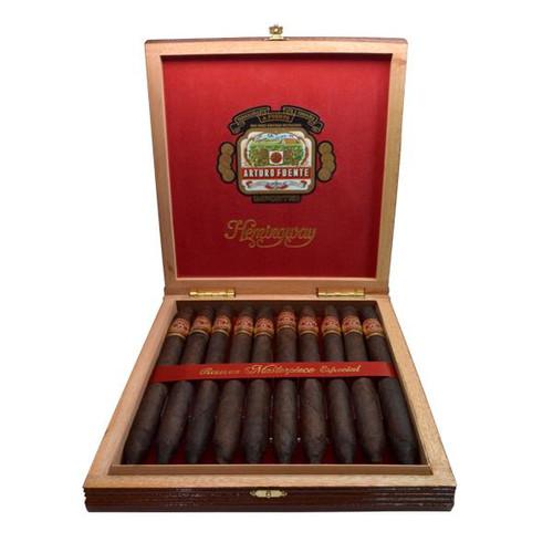 Arturo Fuente Hemingway Masterpiece box of 10 阿图罗·富恩特海明威杰作25支装