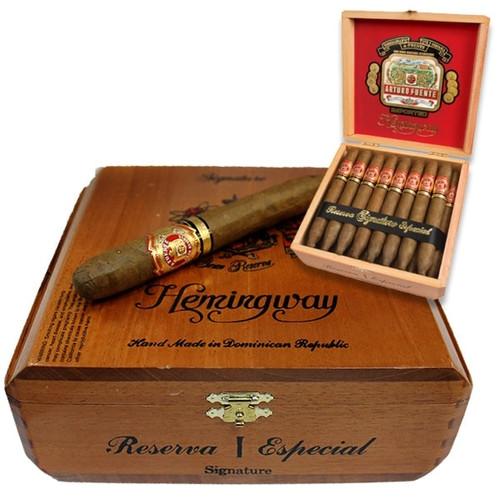 Arturo Fuente Hemingway Signature box of 25 阿图罗·富恩特海明威签名25支装